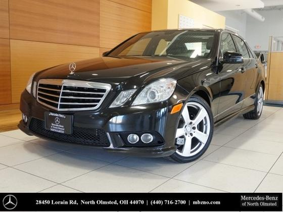 2010 Mercedes-Benz E-Class E350:24 car images available
