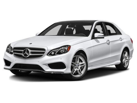 2016 Mercedes-Benz E-Class E350 : Car has generic photo