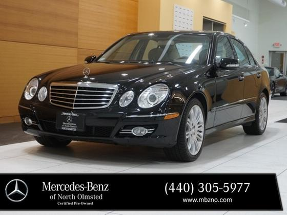 2008 Mercedes-Benz E-Class E350:24 car images available