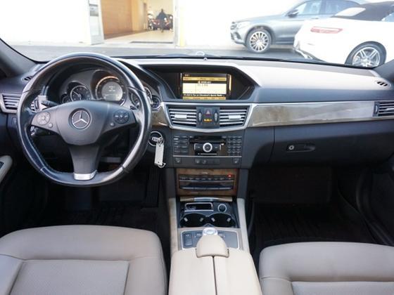 2011 Mercedes-Benz E-Class E350