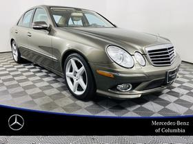 2009 Mercedes-Benz E-Class E350:24 car images available