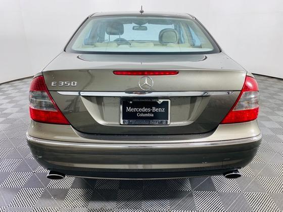 2009 Mercedes-Benz E-Class E350