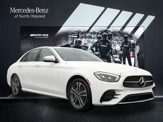 2021 Mercedes-Benz E-Class E350:15 car images available
