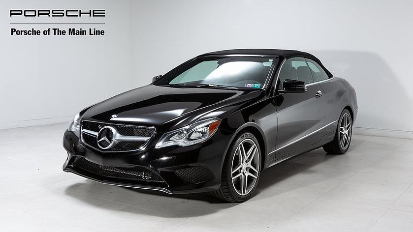 2014 Mercedes-Benz E-Class E350:21 car images available