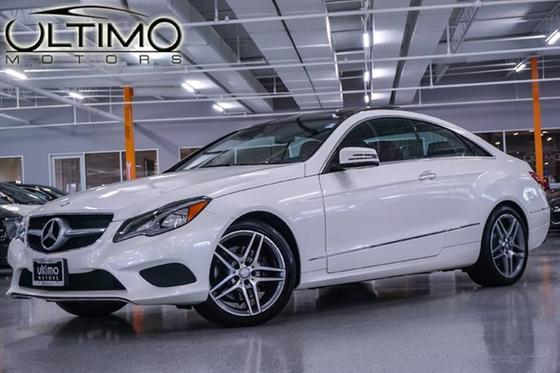 2015 Mercedes-Benz E-Class E400 4Matic:24 car images available