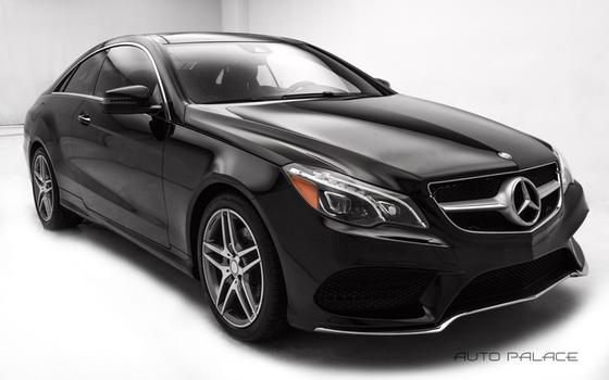 2016 Mercedes-Benz E-Class E400 4Matic:24 car images available