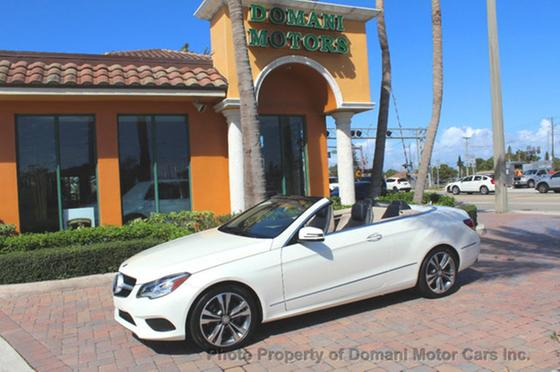 2015 Mercedes-Benz E-Class E400 Cabriolet:24 car images available