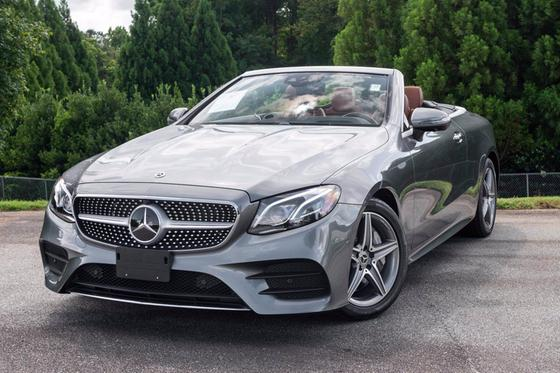 2018 Mercedes-Benz E-Class E400 Cabriolet:24 car images available