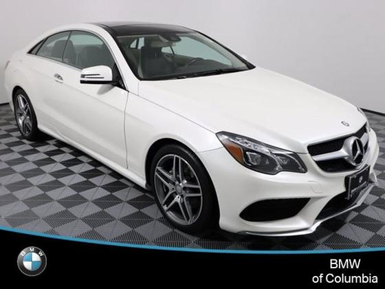 2016 Mercedes-Benz E-Class E400:24 car images available
