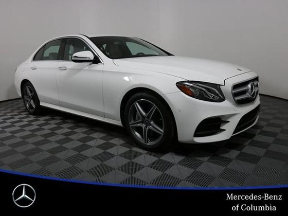 2018 Mercedes-Benz E-Class E400:17 car images available