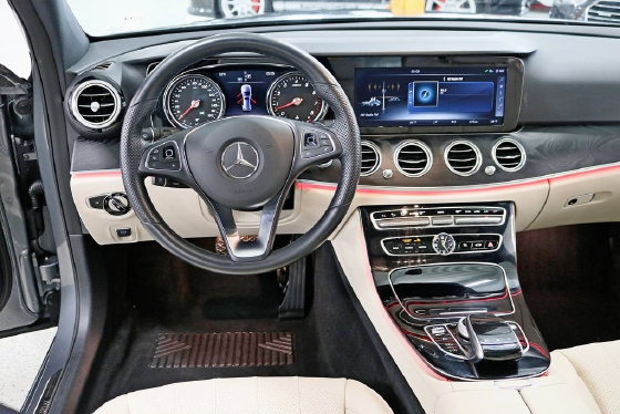 2017 Mercedes-Benz E-Class E400
