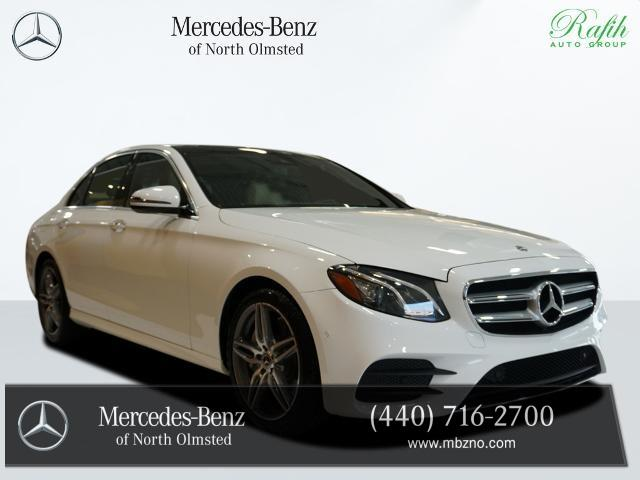 2018 Mercedes-Benz E-Class E400:24 car images available