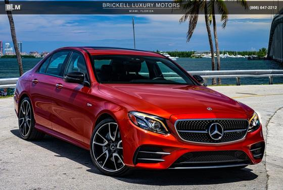 2018 Mercedes-Benz E-Class E43 AMG:24 car images available