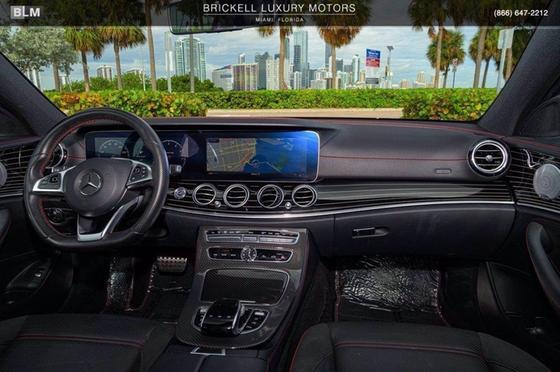 2018 Mercedes-Benz E-Class E43 AMG