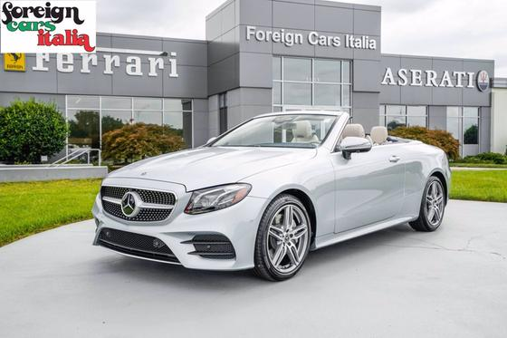 2019 Mercedes-Benz E-Class E450:24 car images available