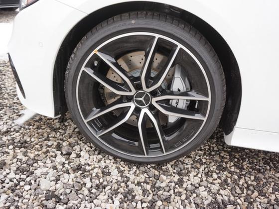 2019 Mercedes-Benz E-Class E53 AMG