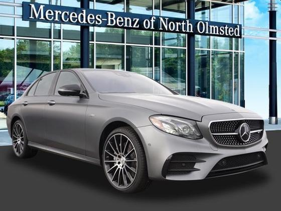 2019 Mercedes-Benz E-Class E53 AMG:21 car images available