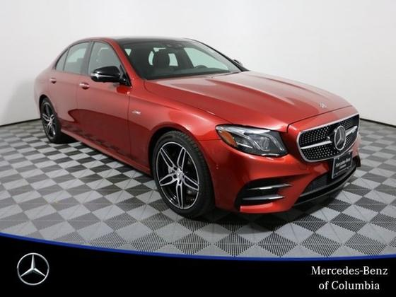 2019 Mercedes-Benz E-Class E53 AMG:24 car images available