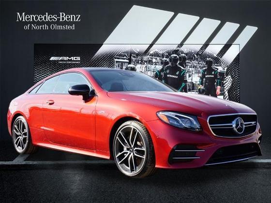 2019 Mercedes-Benz E-Class E53 AMG:20 car images available