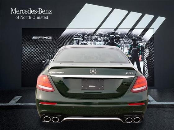 2020 Mercedes-Benz E-Class E53 AMG