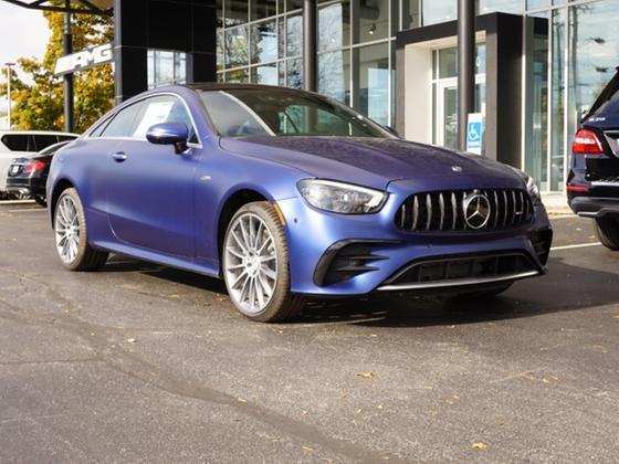 2021 Mercedes-Benz E-Class E53 AMG:20 car images available