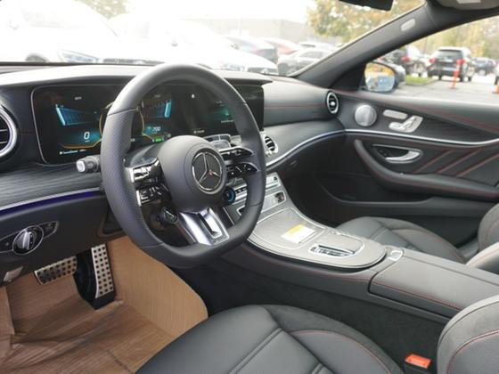 2021 Mercedes-Benz E-Class E53 AMG