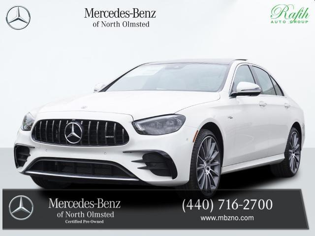 2021 Mercedes-Benz E-Class E53 AMG:16 car images available