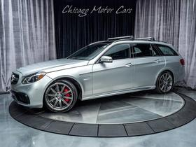 2015 Mercedes-Benz E-Class E55 AMG:24 car images available