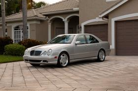 2001 Mercedes-Benz E-Class E55 AMG:20 car images available