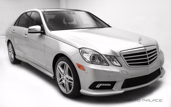 2011 Mercedes-Benz E-Class E550 4Matic:24 car images available