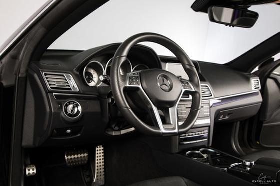 2016 Mercedes-Benz E-Class E550 Cabriolet