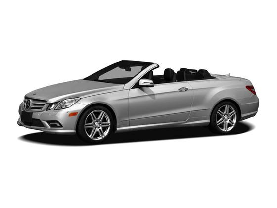 2011 Mercedes-Benz E-Class E550 Cabriolet : Car has generic photo
