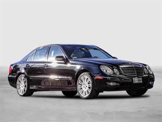 2008 Mercedes-Benz E-Class E550:19 car images available