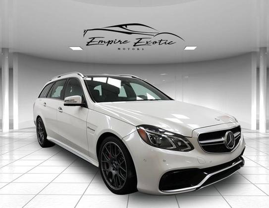 2014 Mercedes-Benz E-Class E63 AMG:24 car images available
