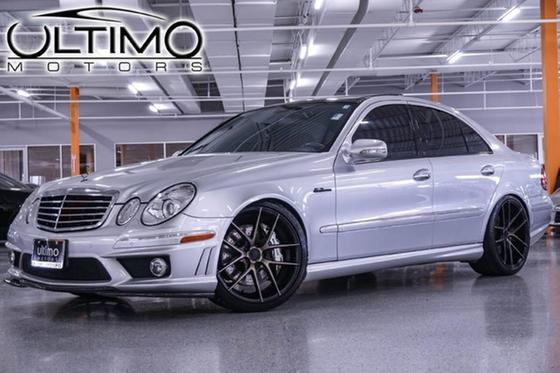 2007 Mercedes-Benz E-Class E63 AMG:24 car images available