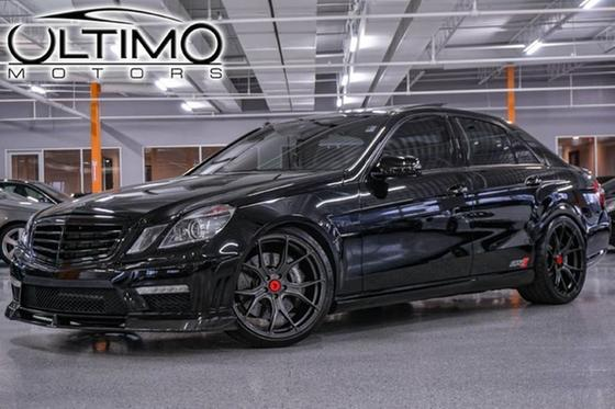 2012 Mercedes-Benz E-Class E63 AMG:24 car images available
