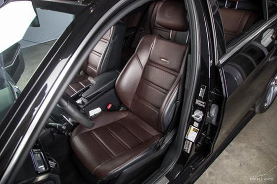 2014 Mercedes-Benz E-Class E63 AMG