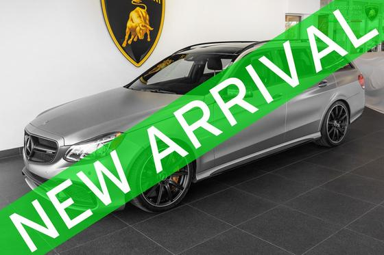 2015 Mercedes-Benz E-Class E63 AMG:24 car images available
