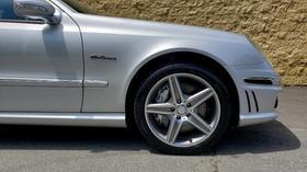 2007 Mercedes-Benz E-Class E63 AMG