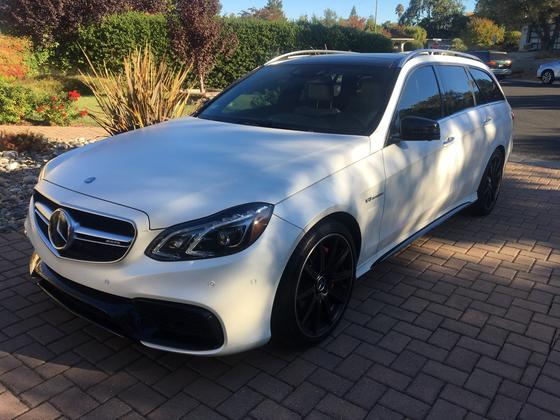 2014 Mercedes-Benz E-Class E63 S AMG 4Matic:5 car images available