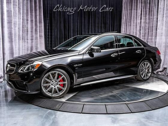2014 Mercedes-Benz E-Class E63 S AMG 4Matic:24 car images available