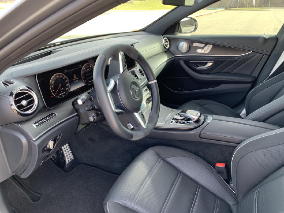 2018 Mercedes-Benz E-Class E63 S AMG 4Matic