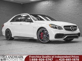 2015 Mercedes-Benz E-Class E63 S AMG 4Matic:24 car images available