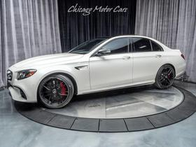 2018 Mercedes-Benz E-Class E63 S AMG 4Matic:24 car images available