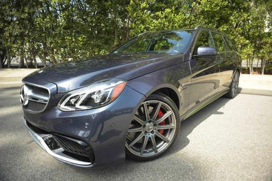 2016 Mercedes-Benz E-Class E63 S AMG 4Matic:24 car images available