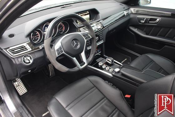 2015 Mercedes-Benz E-Class E63 S AMG 4Matic