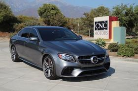 2019 Mercedes-Benz E-Class E63 S AMG 4Matic:24 car images available