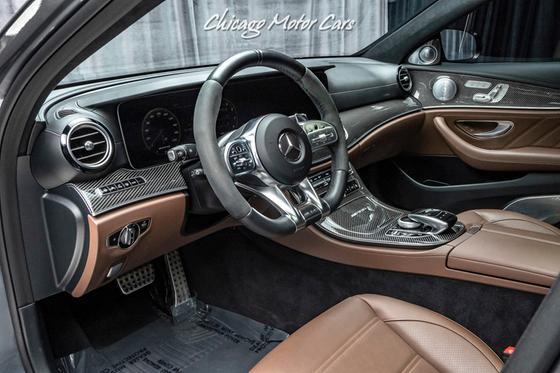 2019 Mercedes-Benz E-Class E63 S AMG 4Matic