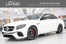 2018 Mercedes-Benz E-Class E63 S AMG 4Matic:6 car images available
