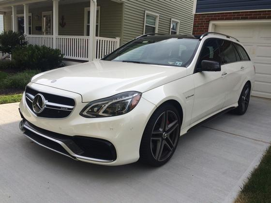 2016 Mercedes-Benz E-Class E63 S AMG:16 car images available
